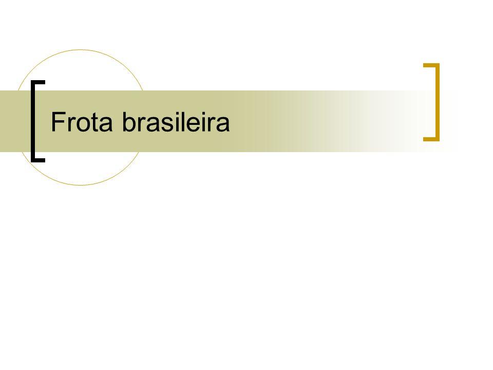 Frota brasileira