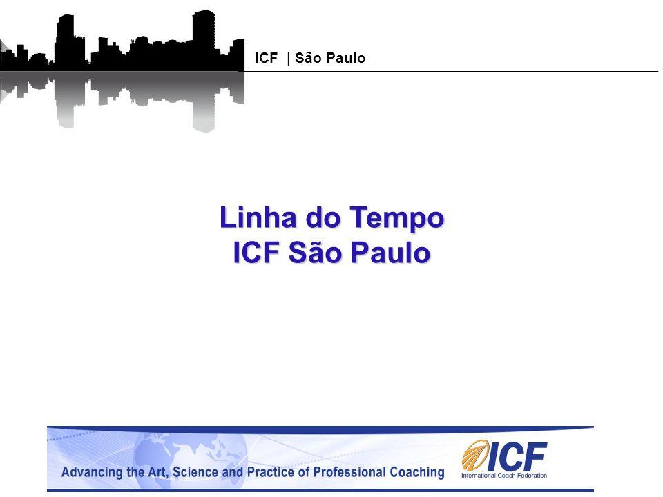 ICF | São Paulo Linha do Tempo ICF São Paulo