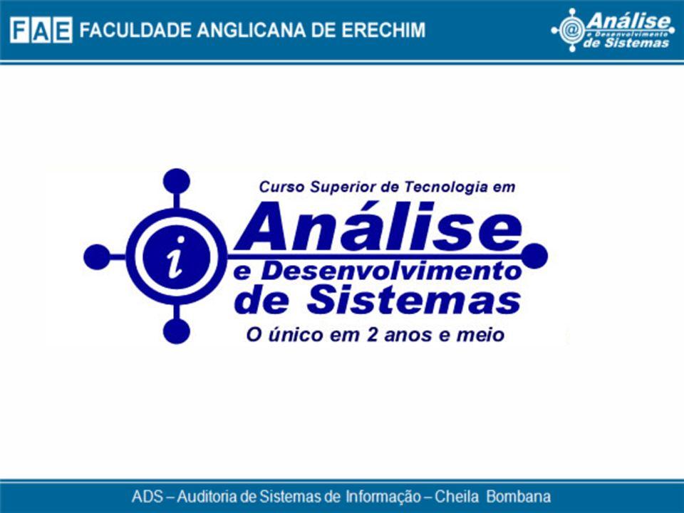 Controles Gerais Prof.: Cheila Bombana
