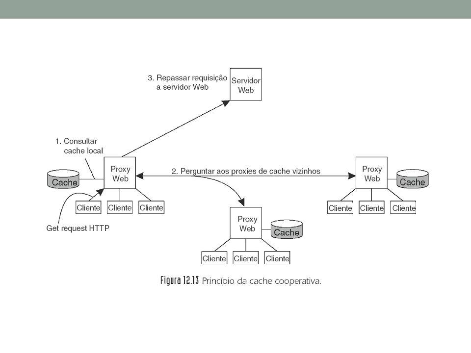 Segurança Uma abordagem para estabelecer um canal seguro na Web é usar a camada de soquetes seguros (Secure Socket Layer – SSL), implementada originalmente pela Netscape.