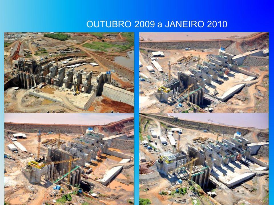 OUTUBRO 2009 a JANEIRO 2010