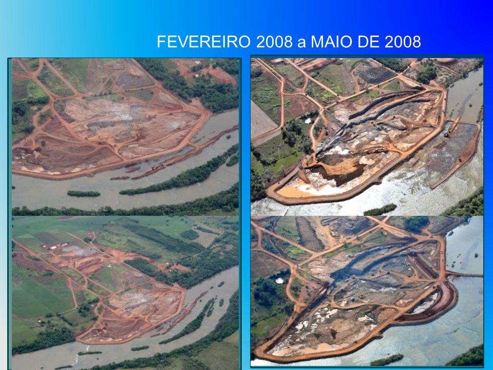 FEVEREIRO 2008 a MAIO DE 2008