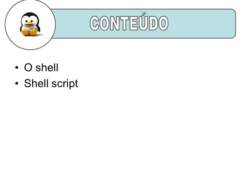 O shell Shell script