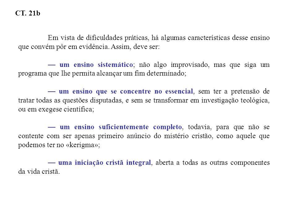 Rito de Iniciação Cristã de Adultos (RICA) EVANGELIZAÇÃO E PRÉ-CATECUMENATO 9.
