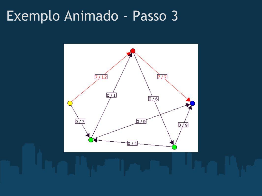 Exemplo Animado - Passo 3