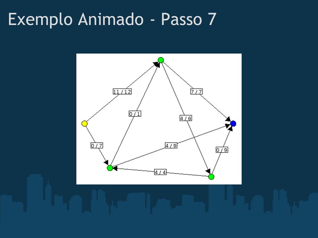 Exemplo Animado - Passo 7