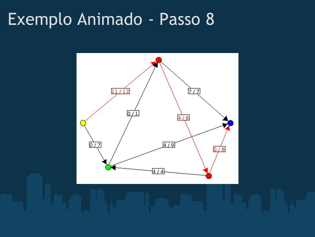 Exemplo Animado - Passo 8
