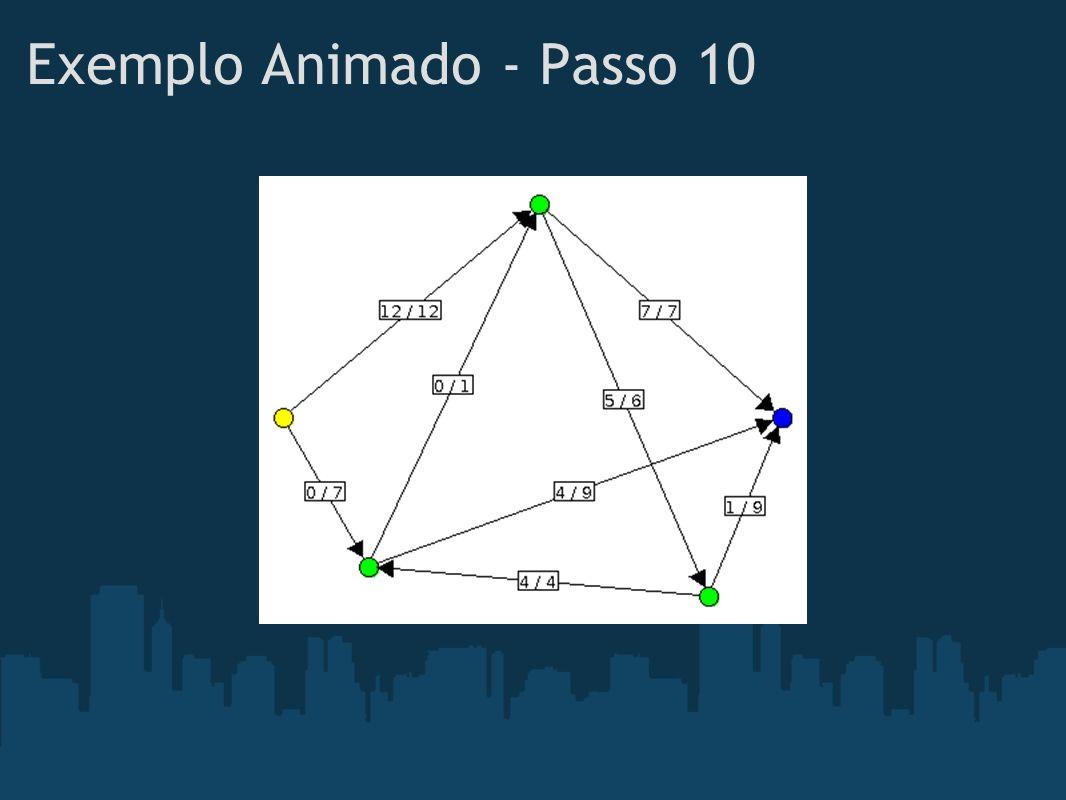 Exemplo Animado - Passo 10