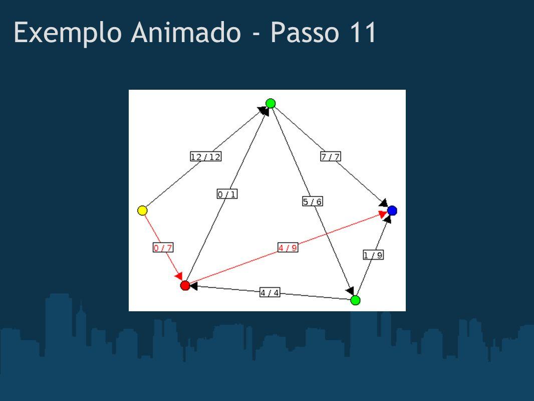 Exemplo Animado - Passo 11