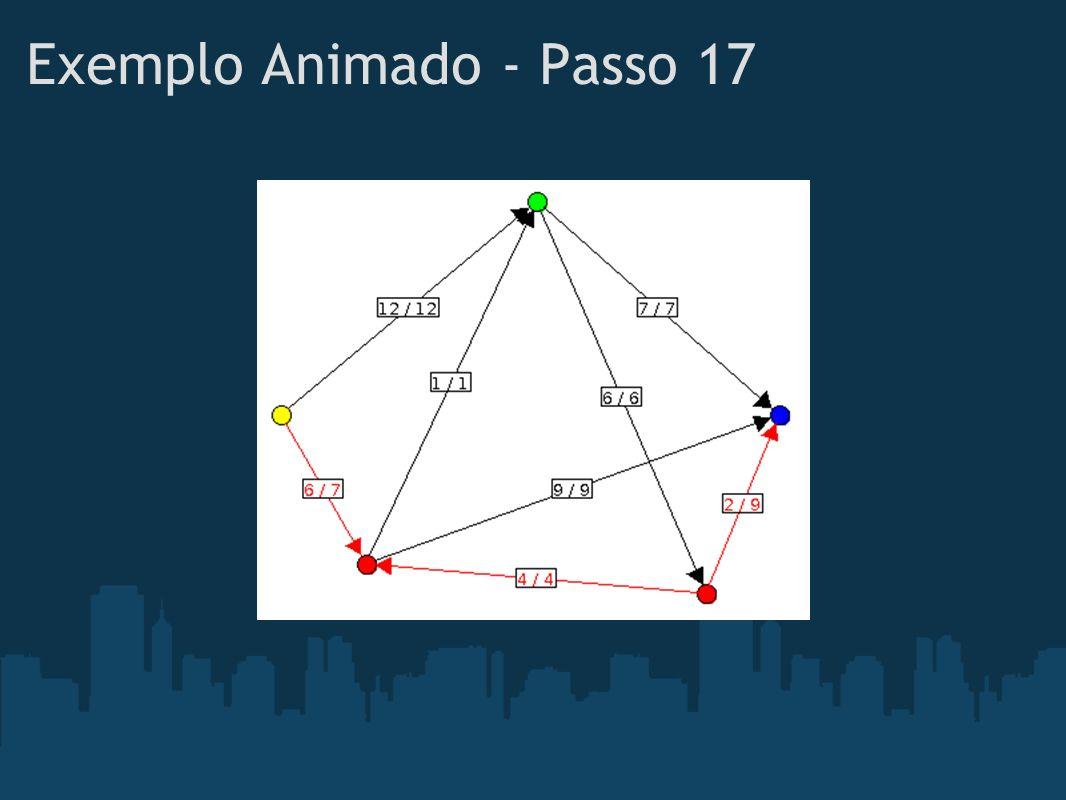 Exemplo Animado - Passo 17