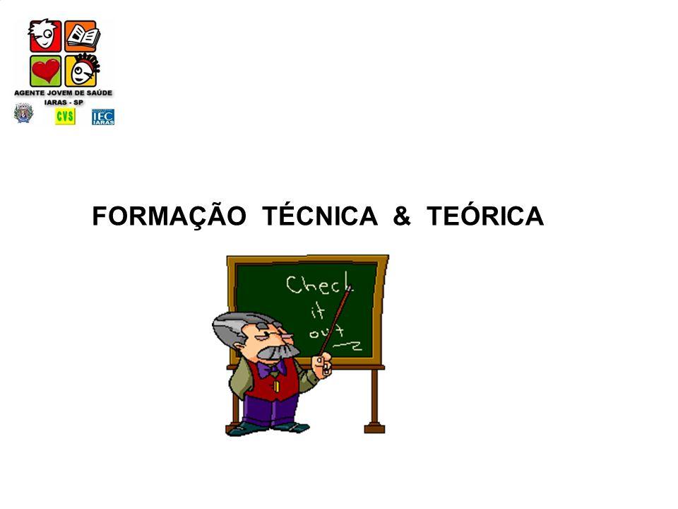 FORMAÇÃO TÉCNICA & TEÓRICA
