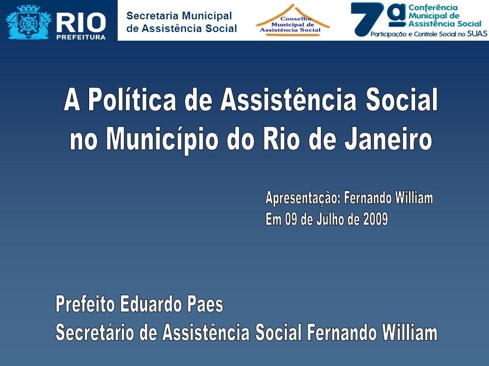 Secretaria Municipal de Assistência Social INDICADORES DE DESENVOLVIMENTO SOCIAL, FAMILIAR E HUMANO ( IDS, IDF, IDH-M, POBREZA, EXCLUSÃO ) INDICADORES DE COBERTURA E ABRANGÊNCIA ( DEMANDA x OFERTA DE AÇÕES SOCIOASSISTENCIAIS) INDICADORES DE PRODUTIVIDADE ( RECURSOS INVESTIDOS x PRODUTOS ) INDICADORES DE DESEMPENHO/RESULTADO ( METAS PREVISTAS x METAS REALIZADAS) (OBJETIVOS PREVISTOS x OBJETIVOS REALIZADOS) INDICADORES DE DESENVOLVIMENTO/ADEQUAÇÃO ( REGULAÇÃO/NORMATIZAÇÃO X EXECUÇÃO ) INDICADORES DE IMPACTO ( MELHORIA DOS ÍNDICES DE DESENVOLVIMENTO SOCIAL, FAMILIAR E HUMANO ) ORGANIZAÇÃO POLÍTICOADMINISTRATIVA E SOCIOTERRITORIAL INDICADORES DEMOGRÁFICOS E SOCIOECONÔMICOS PERFIL DO MUNICÍPIO INDICADORES DE VULNERABILIDADE E RISCOS COORDENADORIA DE DESENVOLVIMENTO, MONITORAMENTO E AVALIAÇÃO - SMAS GESTORES MUNICIPAIS CONSELHO MUNICIPAL SOCIEDADE EM GERAL CADASTRO DA REDE SOCIOASSISTENCIAL PÚBLICA CADASTRO DA REDE SOCIASSISTENCIAL PRIVADA CADASTRO DAS AÇÕES PROGRAMÁTICAS E METAS-PPA CADASTRO DE RECURSOS HUMANOS REGISTRO DE INGRESSO DE USUÁRIOS REGISTRO DO ATENDIMENTO E ACOMPANHAMENTO DOS USUÁRIOS REGISTRO DAS ATIVIDADES PROFISSIONAIS REGISTRO DA EXECUÇÃO ORÇAMENTÁRIA E FINANCEIRA MAPA