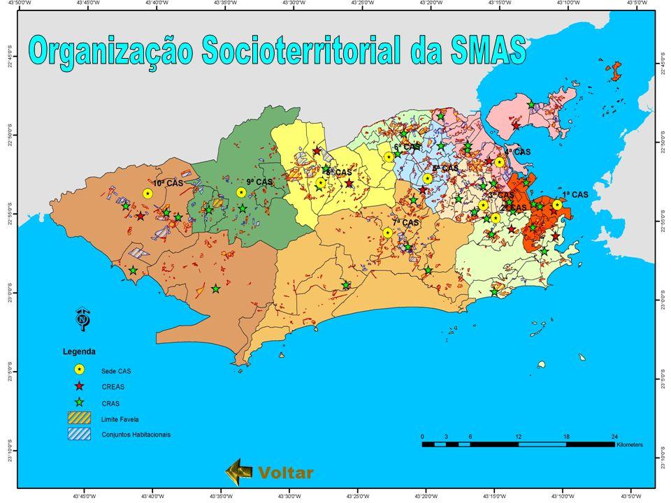 Secretaria Municipal de Assistência Social Voltar