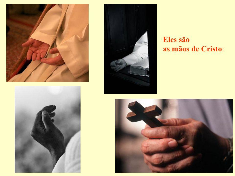 Anunciam o Reino, evangelizam e gritam aos homens o amor do Pai por eles.