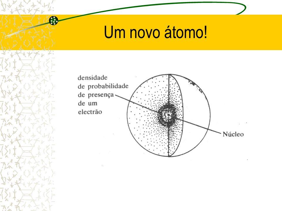 Um novo átomo!