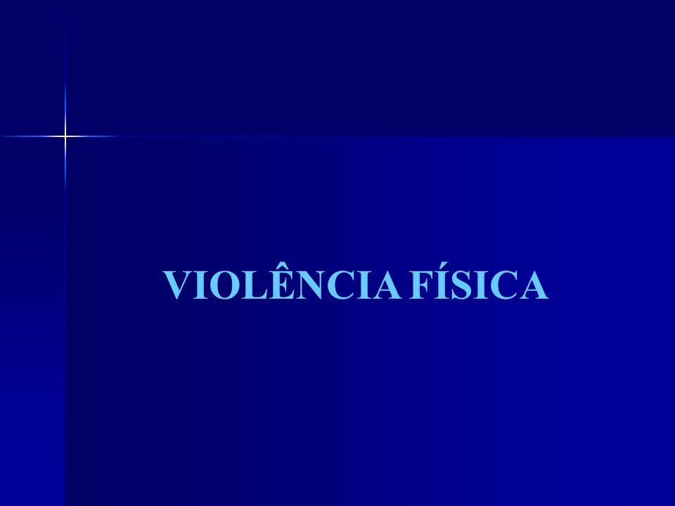 Principais Características Síndrome do Bode Expiatório O agressor elege um determinado filho Caso concreto Cachorrinha Evolução gradual da violência Antes de uma lesão grave ou óbito ocorrem lesões mais leves que não foram denunciadas