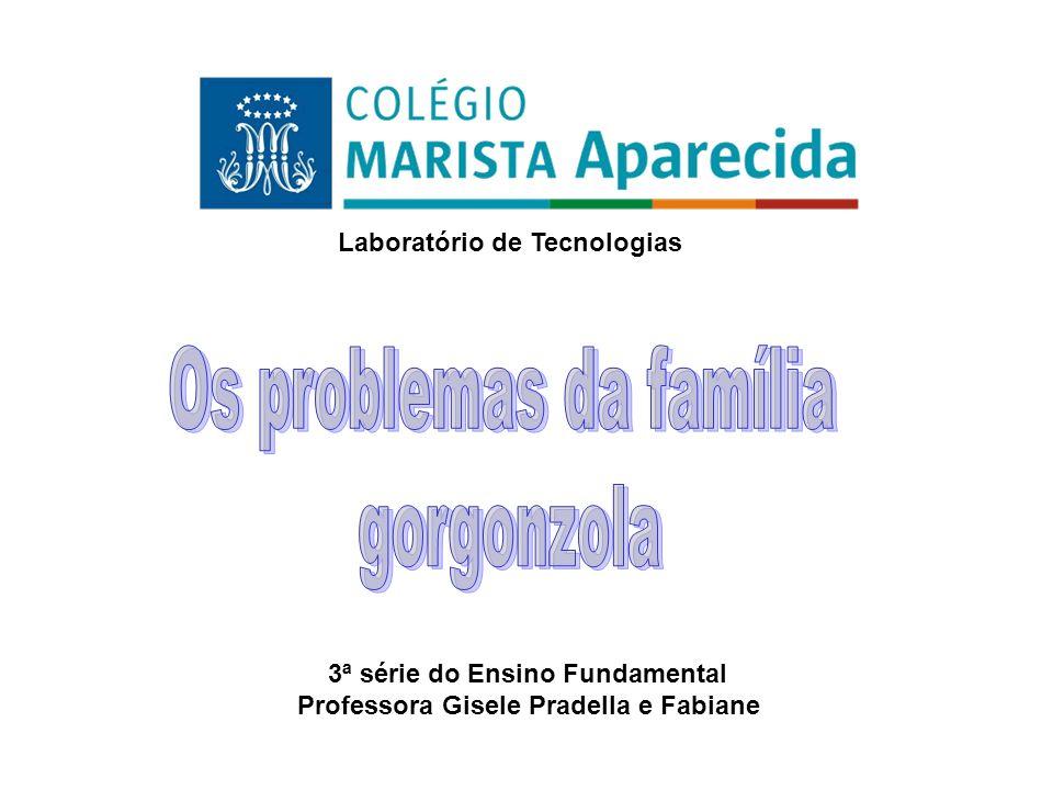 3ª série do Ensino Fundamental Professora Gisele Pradella e Fabiane Laboratório de Tecnologias