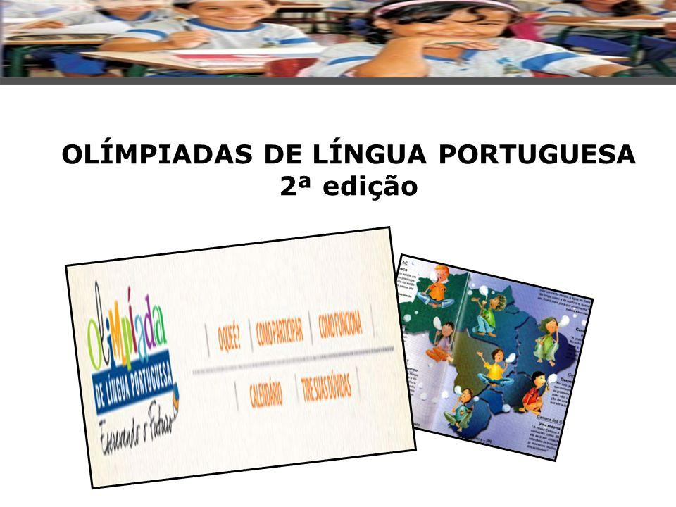 OBJETIVO: Contribuir para a melhoria do ensino da leitura e escrita nas escolas públicas brasileiras.