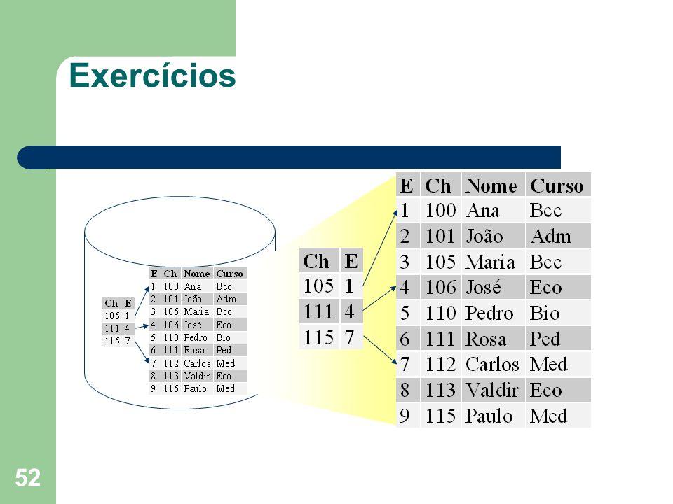 52 Exercícios
