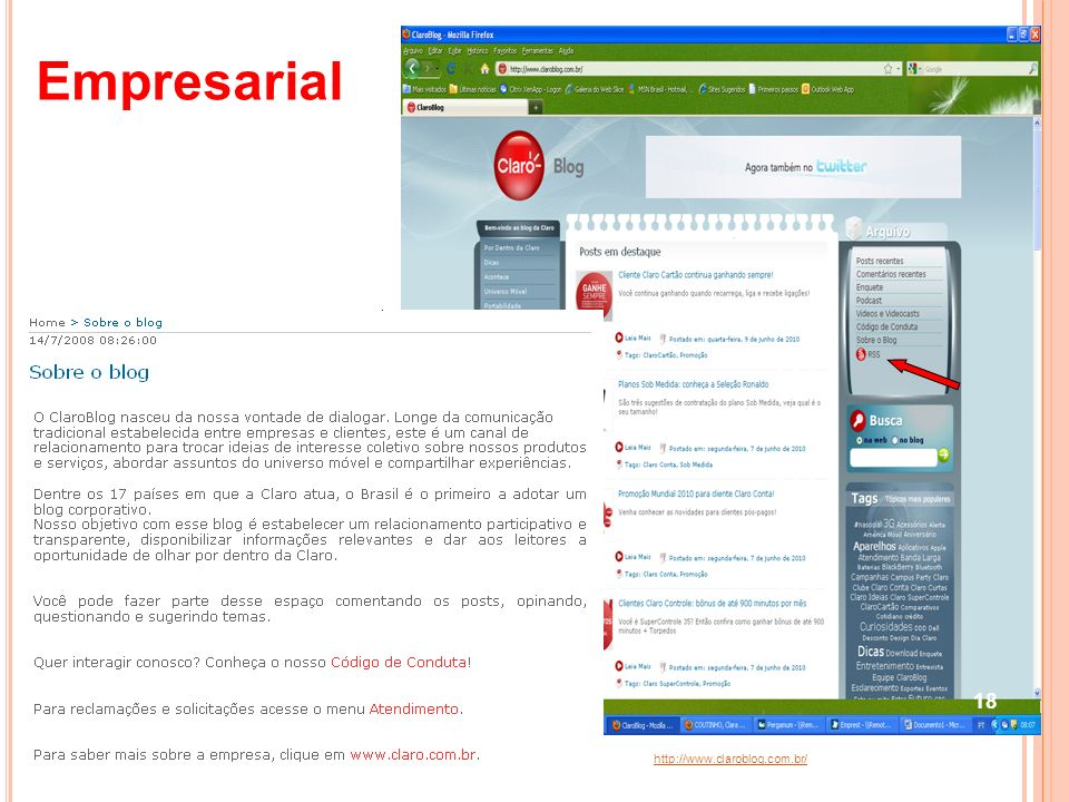 http://www.claroblog.com.br/ Empresarial 18