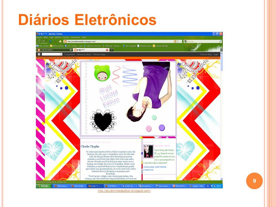 Publicações eletrônicas 10