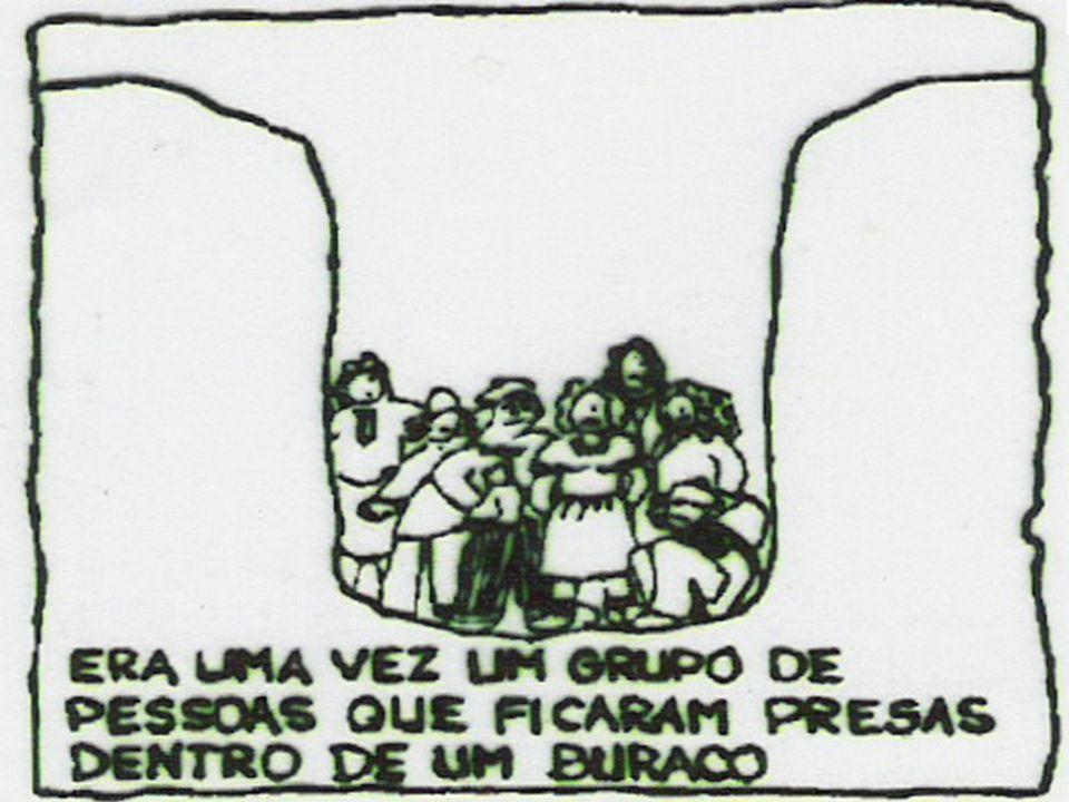 VÁRIAS FIZERAM TENTATIVAS PARA SAIR....