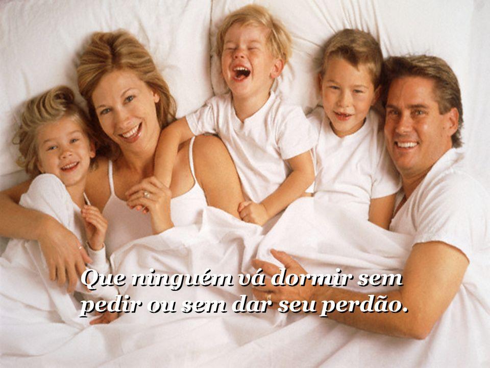 Que marido e mulher tenham força de amar sem medida. Que marido e mulher tenham força de amar sem medida.