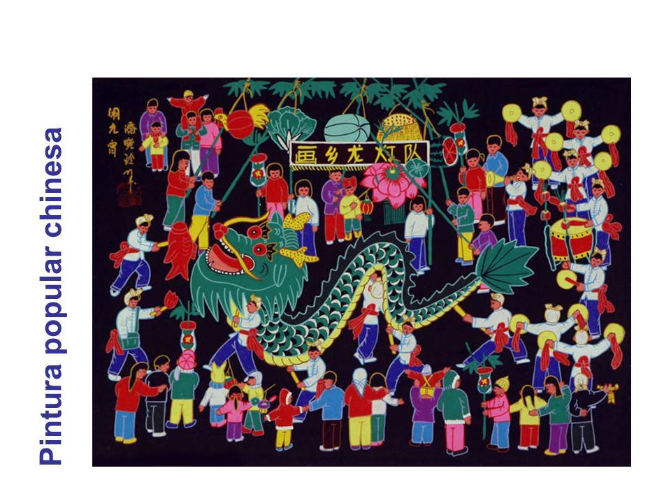 Pintura popular chinesa