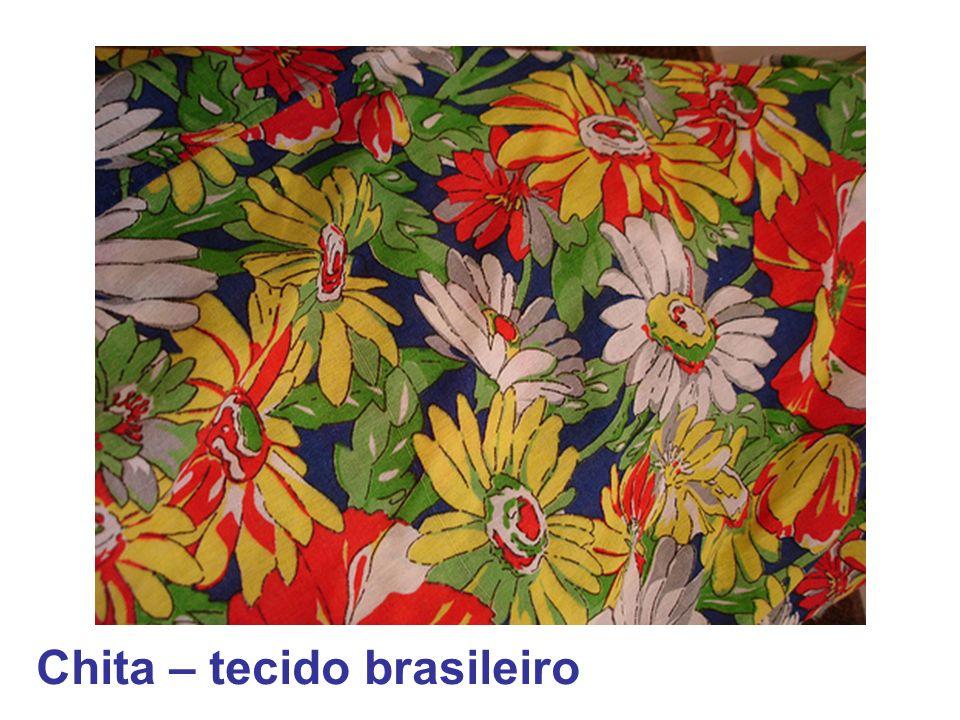 Chita – tecido brasileiro