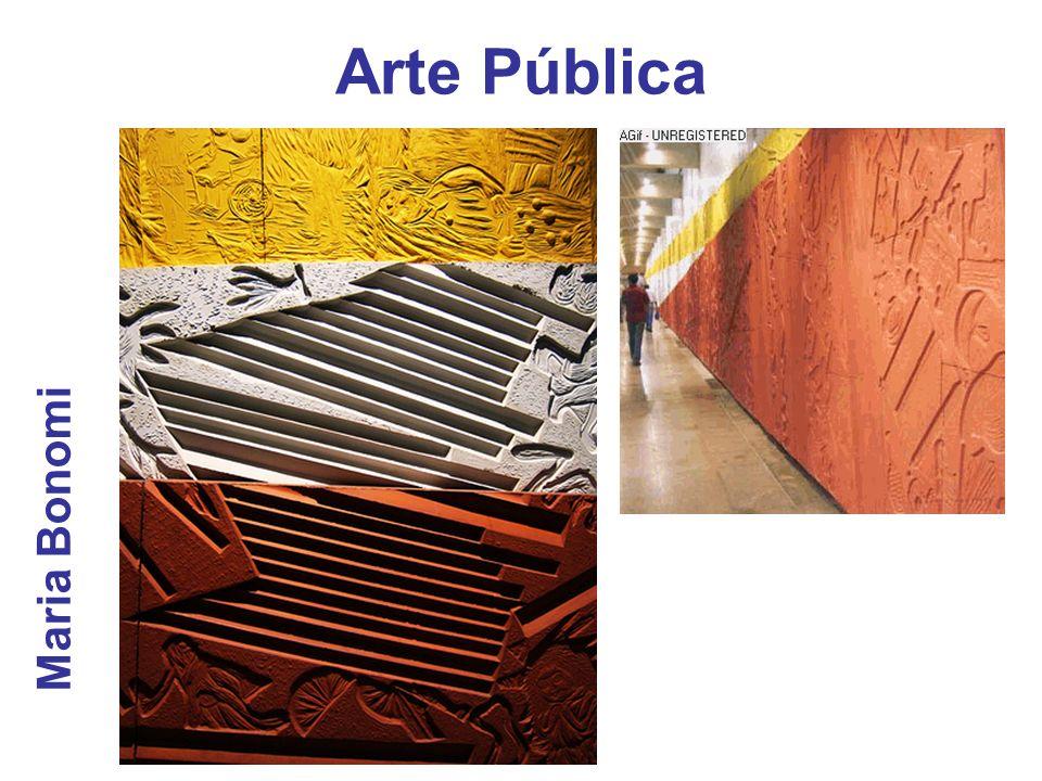 Maria Bonomi Arte Pública