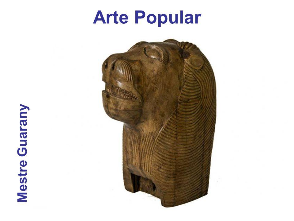 Mestre Guarany Arte Popular
