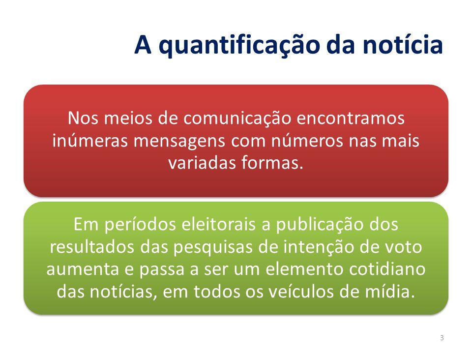 Resultados da pesquisa com eleitores paulistanos Quanto à possibilidade de mudar ou não de voto por causa das pesquisas eleitorais, 89% dos entrevistados disse que as pesquisas eleitorais não o fariam mudar de voto.