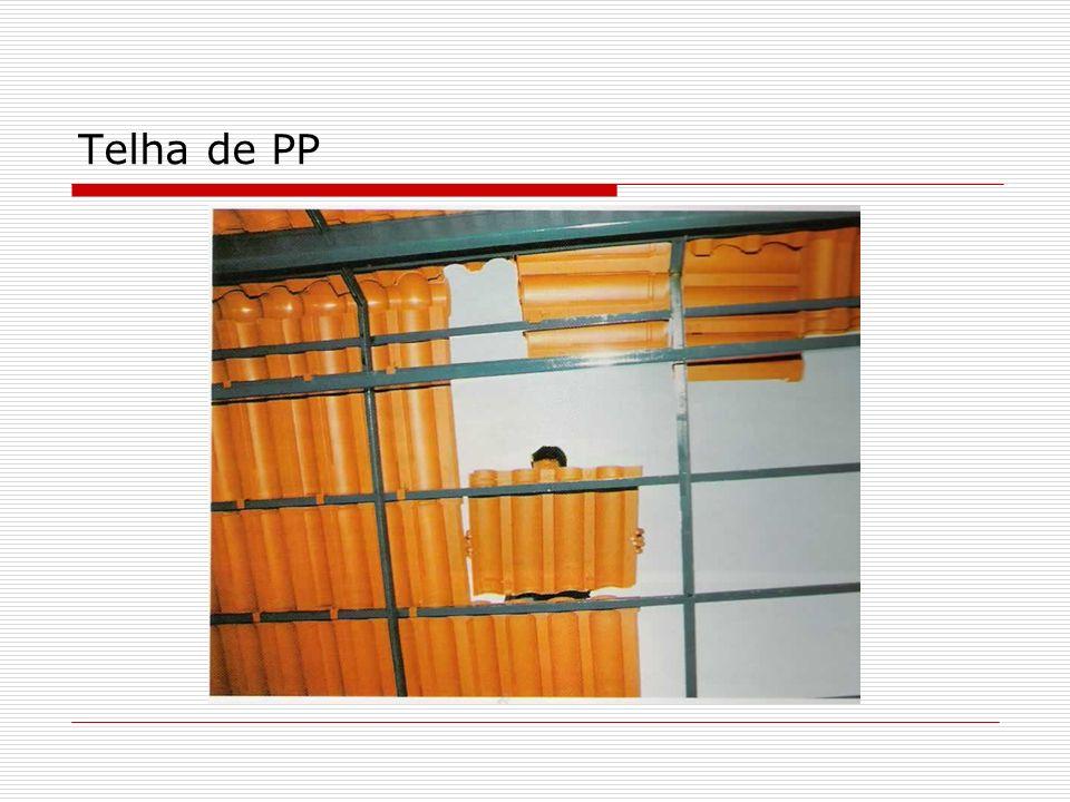 Telha de PP