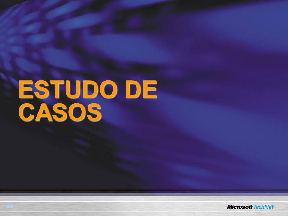 48 ESTUDO DE CASOS