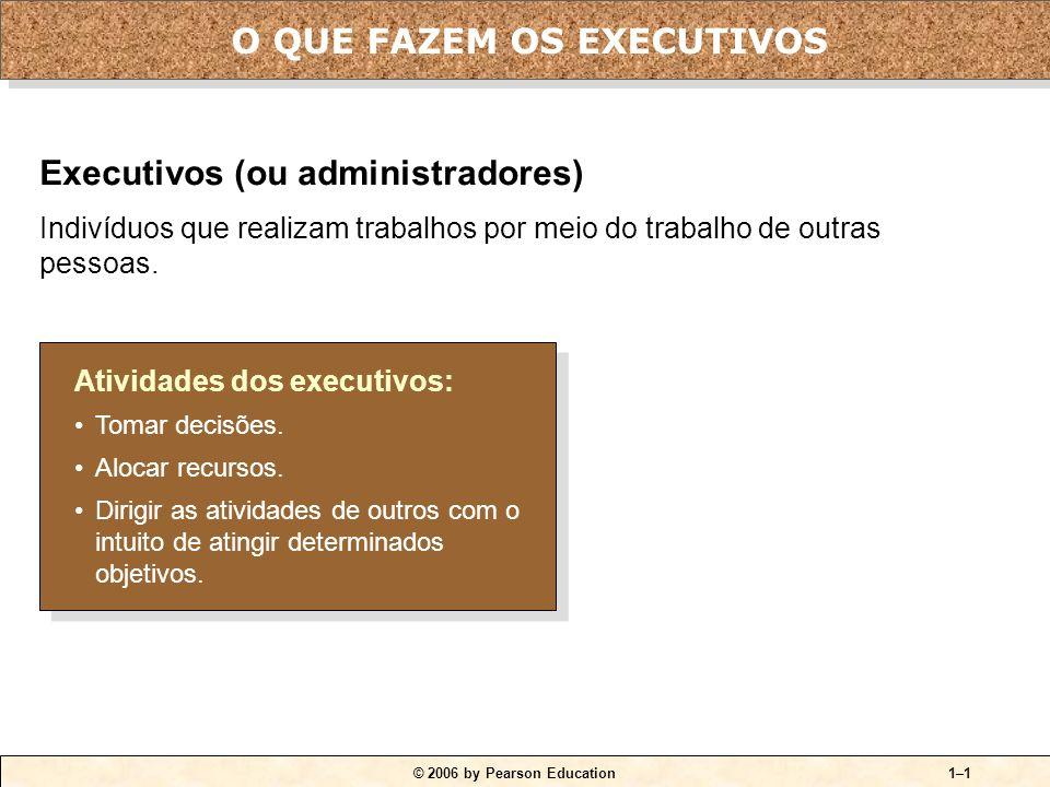 © 2006 by Pearson Education1–21 QUADRO 1-8 Modelo básico de comportamento organizacional - estágio 2
