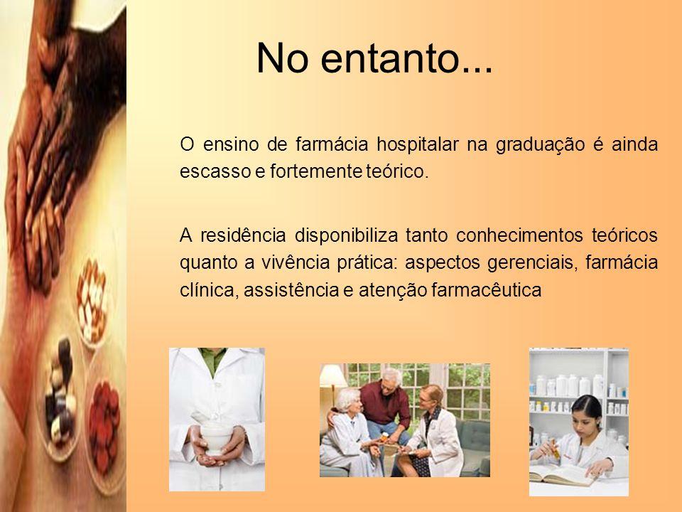 Unidades Hospitalares que integram atualmente a residência da UFF Hospital Universitário Clementino Fraga Filho - UFRJ Hospital Universitário Antônio Pedro