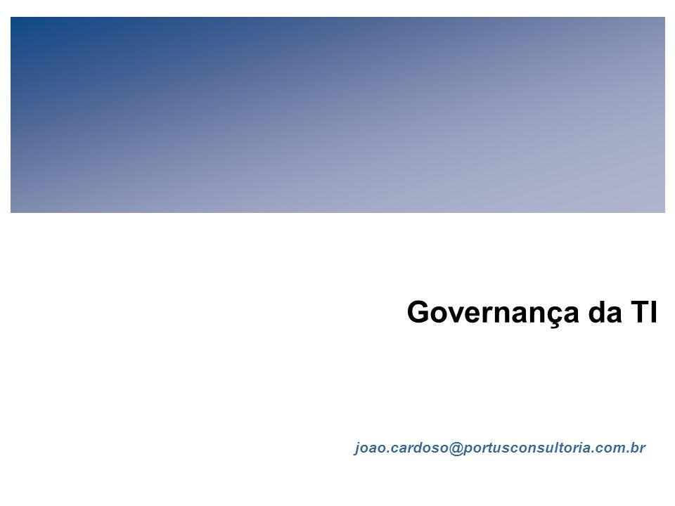 FIA Estratégia de TI para Executivos de Negócios (V-1-1) Todo conteúdo © João Cardoso 2006 Página 23 Planejamento da TI (cont.) Produtos (cont.) Modelo da Arquitetura de TI que melhor suportará as necessidades de informações e que seja mais facilmente implementável; Relação dos principais projetos para a implantação da Estratégia de TI contendo prioridades, estimativas de investimentos, custos, benefícios, riscos e prazos; Relação dos principais produtos disponíveis no mercado para suprir os objetos da Arquitetura de TI e avaliação dos produtos; e Plano de Ação para a implementação das recomendações, Justificativa do plano visando a obtenção da aprovação.