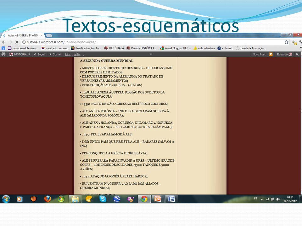 Textos-esquemáticos