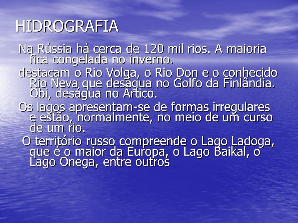 POPULAÇÃO DA RÚSSIA – 143M
