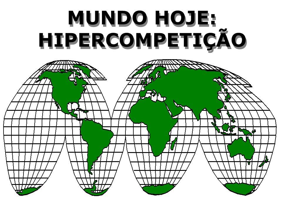 MUNDO HOJE: HIPERCOMPETIÇÃO