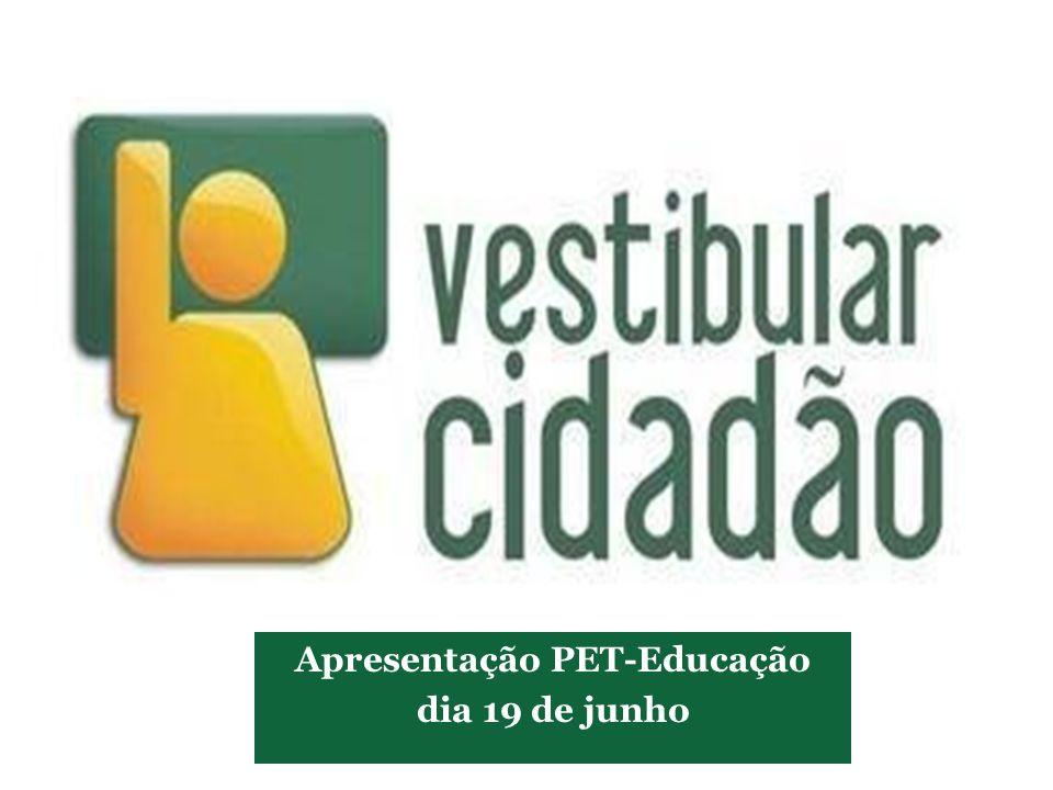 VC-DF Apresentação PET-Educação dia 19 de junho