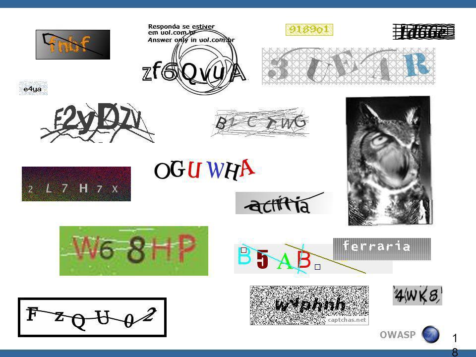 OWASP 18