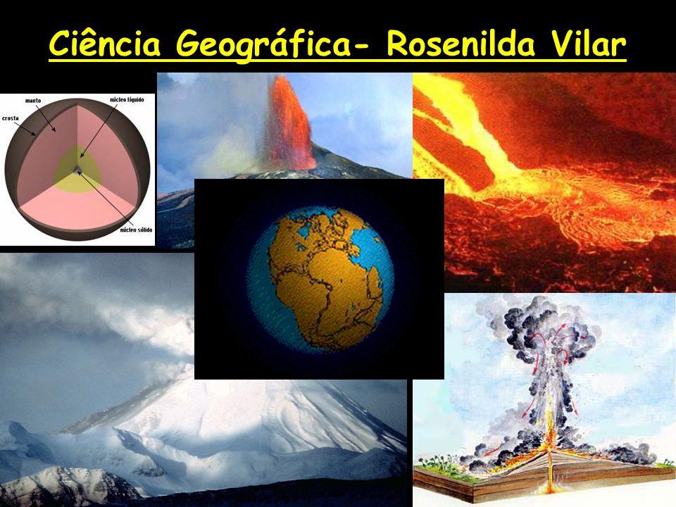 Ciência Geográfica- Rosenilda Vilar