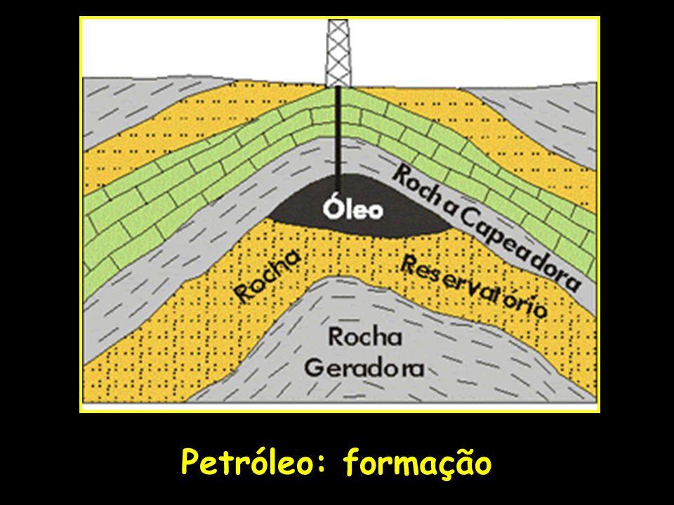 Petróleo: formação