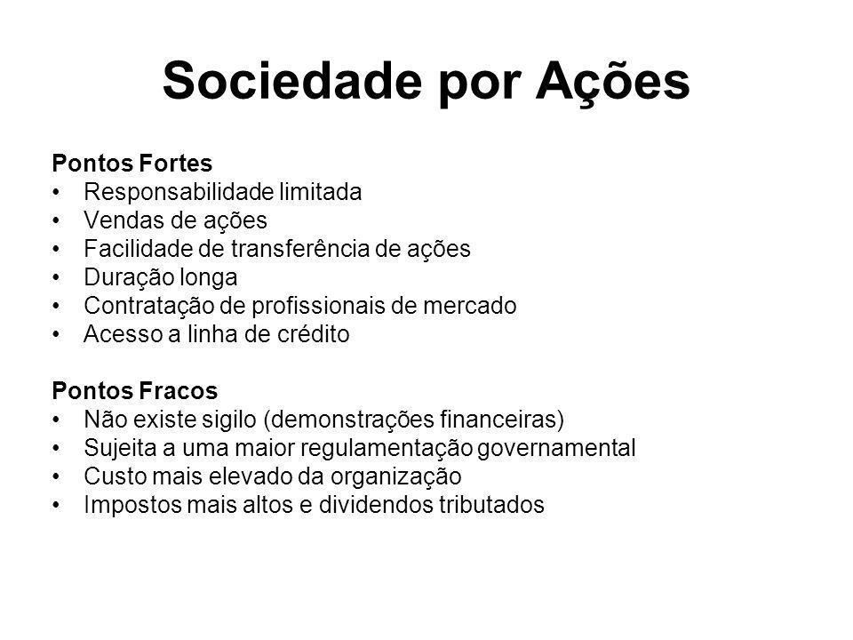 1.2 - Finanças na Estrutura Organizacional da Empresa Firma Individual Exemplo N.