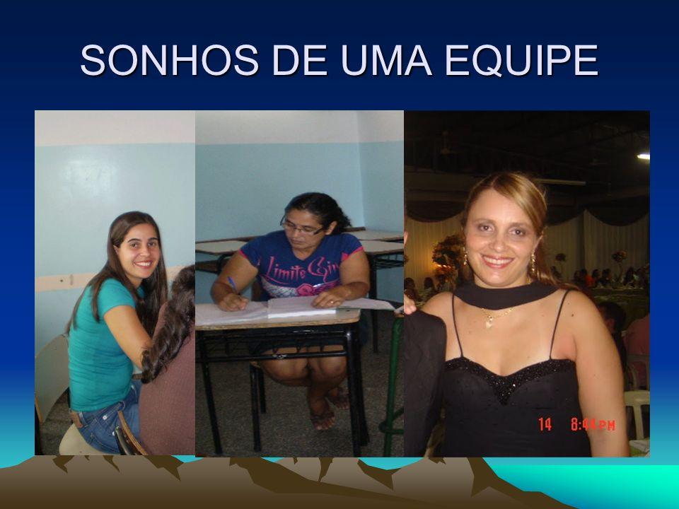 SONHOS DE UMA EQUIPE
