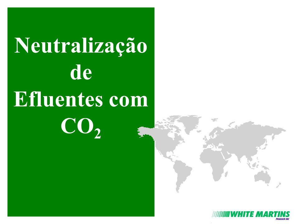 Neutralização de Efluentes com CO 2