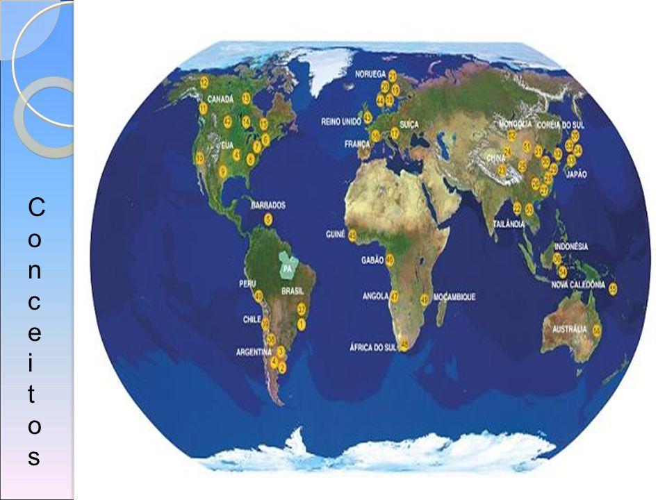 A TRANSPARÊNCIA PASSA A SER UMA EXIGÊNCIA GLOBAL. O que fala mais alto? ConceitosConceitos
