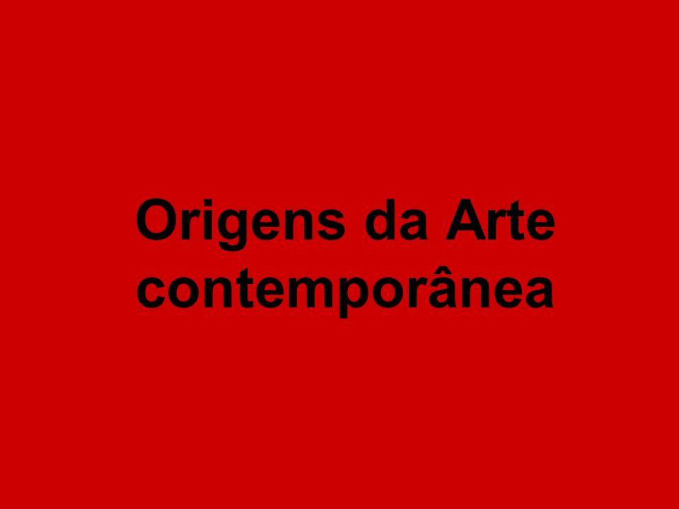 A arte é expressão de uma sociedade, não podemos, portanto, admitir que uma sociedade se transforme e sua arte permaneça a mesma.