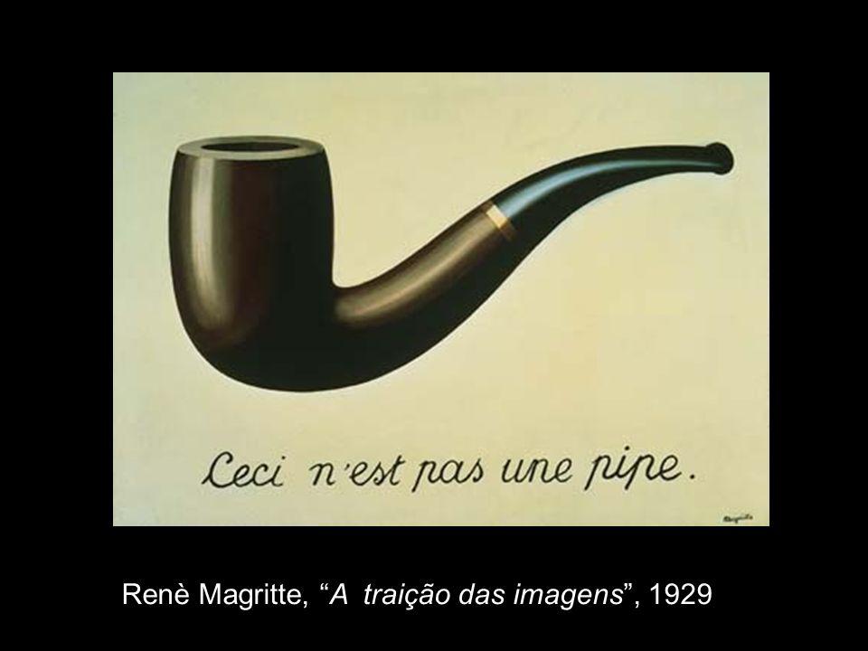 Renè Magritte, A traição das imagens, 1929